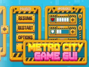 Metro City – Game GUI