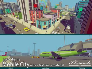 Mobile City Pack