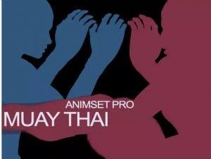 Muay Thai Animset Pro