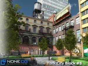 NYC Block #8