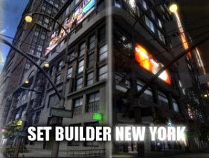 Set Builder: New York