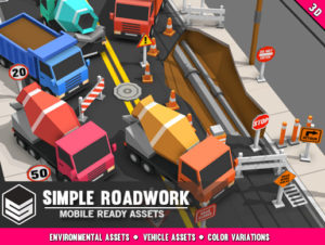 Simple-Roadwork-Cartoon-city-300x226