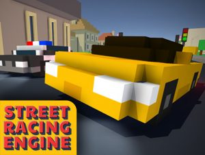 Street Racing Engine
