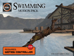 Swimming Motion Pack