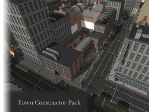 Town Constructor Pack