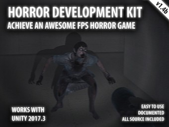 Read more about the article Horror Development Kit