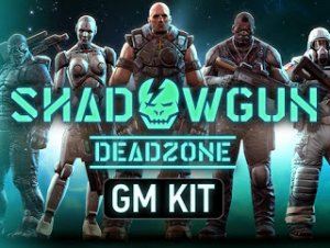 Shadowgun Deadzone GMs Kit