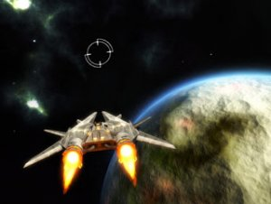 Space Game Starter Kit