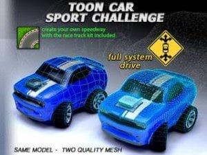 Toon Car Sport Challenge