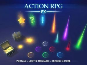 Read more about the article Action RPG FX