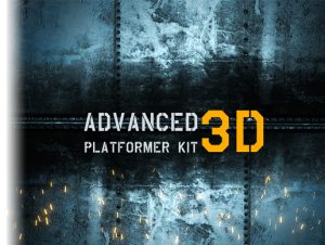 Read more about the article Advanced 3D Platformer Kit