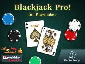 Blackjack Pro! – Playmaker