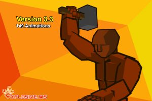 Crafting Mecanim Animation Pack