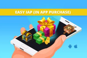 Read more about the article Easy IAP (In App Purchase)