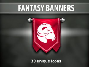 Fantasy Banners