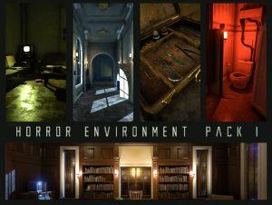 Horror Environment Pack 1