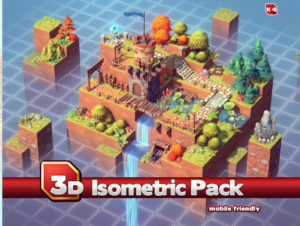 Isometric Pack 3d