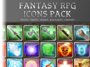 Read more about the article RPG_icons