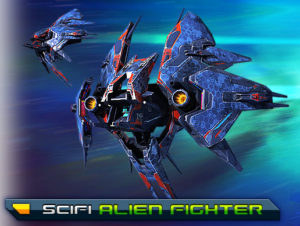 Sci-Fi / Alien Fighter