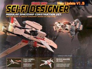 Sci-Fi Designer