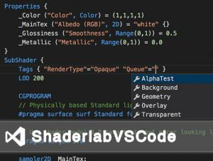 Read more about the article ShaderlabVSCode