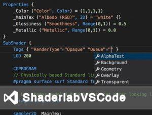 ShaderlabVSCode