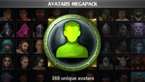 Read more about the article Avatars Megapack