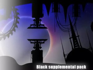 Black Supplemental Pack