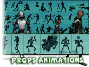 Props Animations
