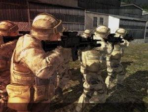 Squad Command: Advanced Warfighter AI