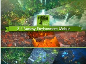 Z ! Fantasy Environment Mobile