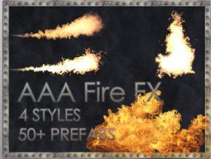 AAA Fire FX