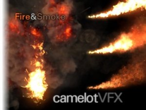 CamelotVFX: Fire & Smoke