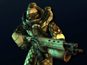 Cyborg-Soldier