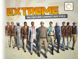 Extreme Adventure Character Pack
