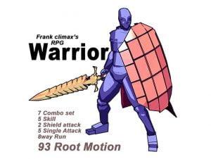 Frank Warrior