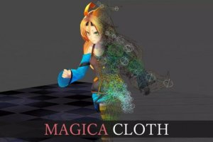 Magica Cloth