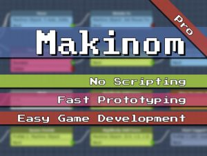 Makinom Pro: Game Toolkit