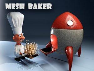 Mesh Baker