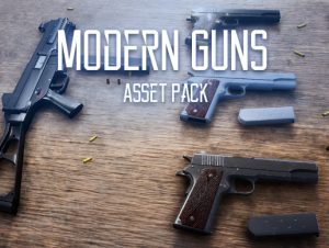 Read more about the article Modern Guns Pack