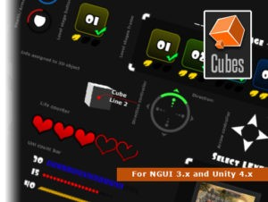 NGUI 3.x Widgets Collection vol. 3
