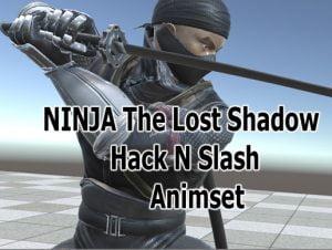 Ninja Animset