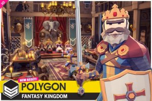 POLYGON Fantasy Kingdom