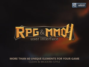 Read more about the article RPG & MMO UI 4