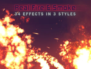 Real Fire & Smoke