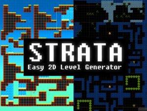 Strata Easy 2D Level Generator