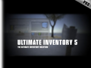 Ultimate Inventory & Crafting 5 PRO