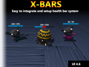 X-Bars [Enemy Healthbars]