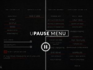 Read more about the article UPause Menu