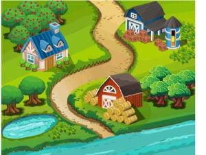Read more about the article 2D CartoonFarm Building